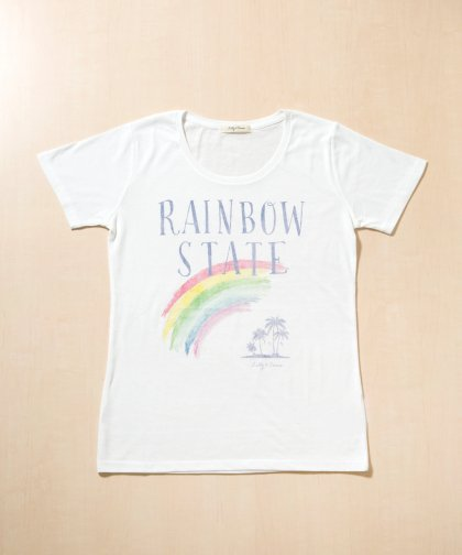【LADIES】RAINBOW Tee