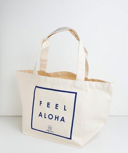 FEEL ALOHA Tote / FEEL ALOHA トートバッグ