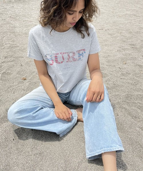 【UNISEX】Authentic SURF Tee<NOAH SERIES>