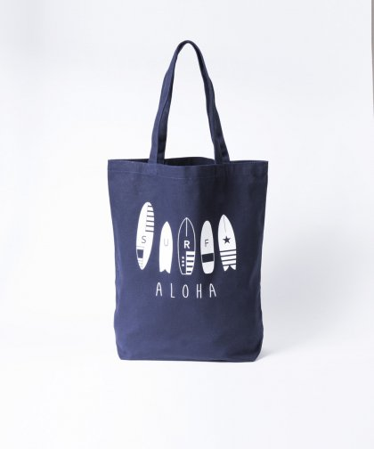 SURF BOARD  Square Tote / SURF BOARD スクエア トートバッグ