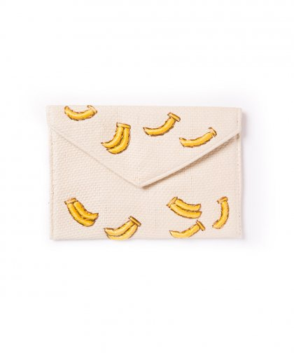 Banana Paper Clutch Bag / Banana Paper クラッチバッグ