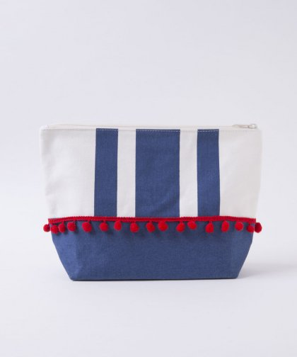 SHIRALEAH CHICAGO Marine Pouch / マリン ポーチ