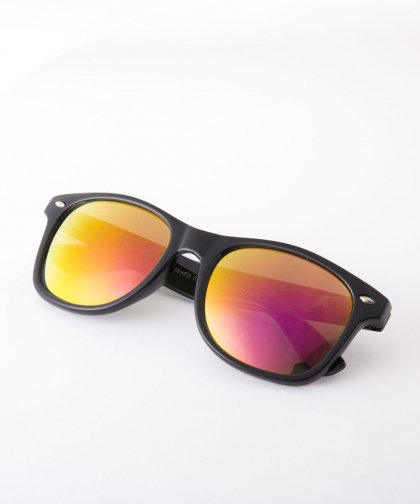 【OUTLET】【LADIES】Sunglasses BLACK×PINK
