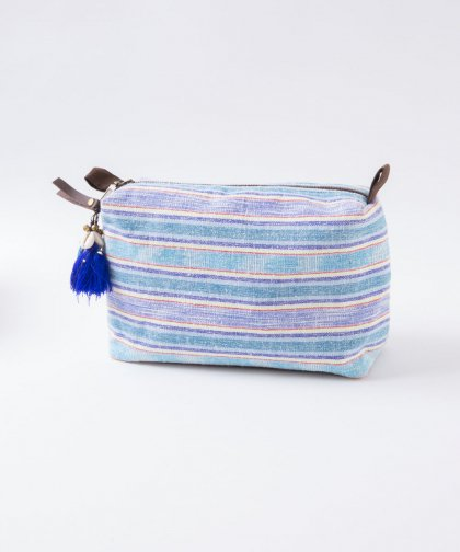 JADE tride Stripes Pouch