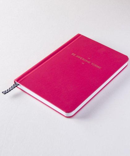 【OUTLET】Pink Notebook/ アウトレット  ピンク ノートブック