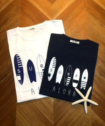 <img class='new_mark_img1' src='//img.shop-pro.jp/img/new/icons14.gif' style='border:none;display:inline;margin:0px;padding:0px;width:auto;' />【UNISEX】SURFBOARD Tee<NOAH Series> / SURFBOARD Tシャツ<NOAHシリーズ>