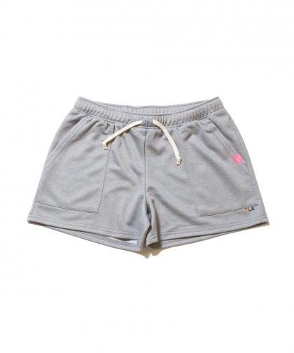 [LADIES] [テニスウェア] ジョガーショートパンツ(無地)