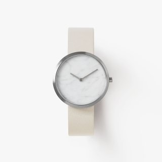 OUTLINE SILVER OFFWHITE 34mm