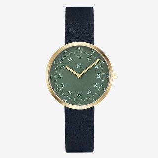 DUSTY OLIVE NAVY 34mm