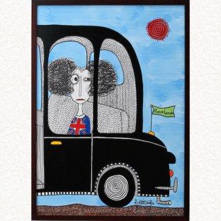 バクハツの女 ロンドンタクシー