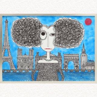 バクハツの女 Paris