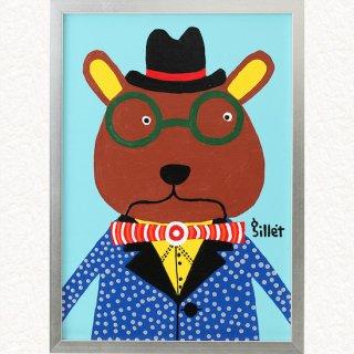 クマのファミリー Mr.Brown