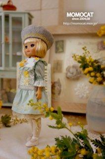Mimoza(Tiny Betsy size)