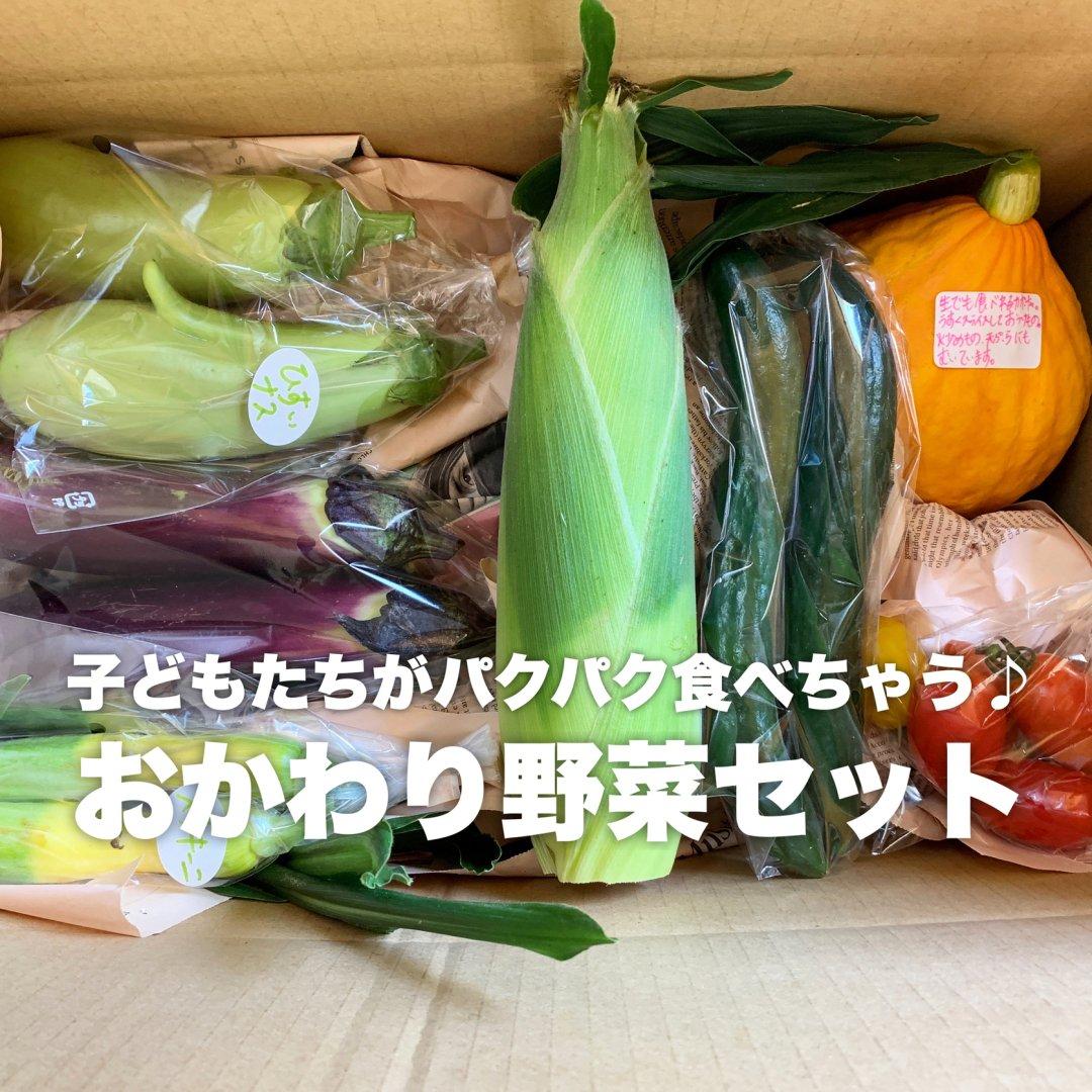 【予約】mama-yasaiセット 旬のお野菜セット【10月中旬頃スタート】【レギュラーサイズ】