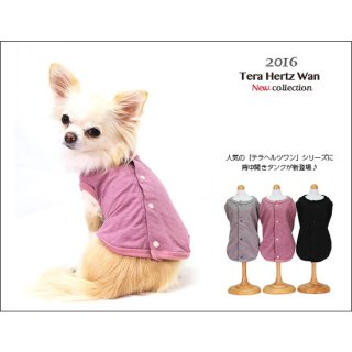 COO COUTURE テラヘルツワン・背中開きタンク(3色)12015 XL/JL/SL