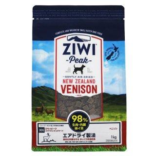ZIWI エアドライ・ドッグフード ベニソン 1kg