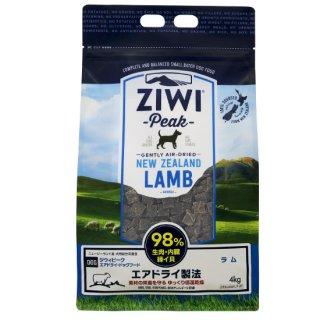 ZIWI エアドライ・ドッグフード ラム 4kg