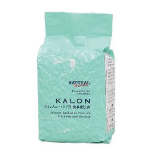 NATURAL Harvest セラピューティックフォーミュラ カロン [スキン&コートケア用食事療法食]1.36kg×4袋