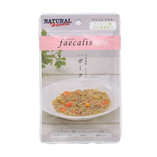 NATURAL Harvest フェカリス1000 ポーク50g×1袋