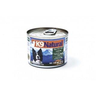 K9Natural プレミアム缶 ラム・フィースト 170g×24缶