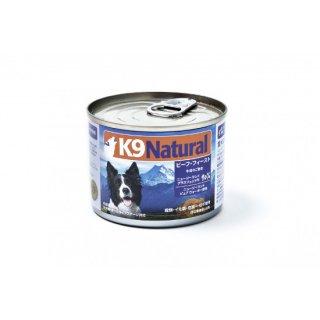 K9Natural プレミアム缶 ビーフ・フィースト 170g×24缶