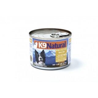 K9Natural プレミアム缶 チキン・フィースト 170g