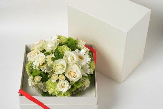 WAKU2[SHIRO]white flower