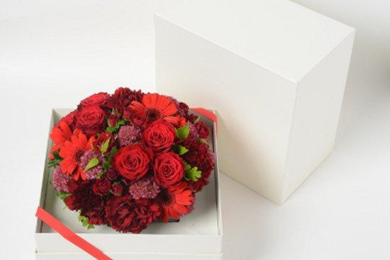 WAKU2[SHIRO]red flower