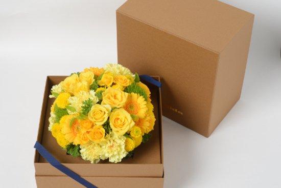 WAKU2[CHA]yellow flower