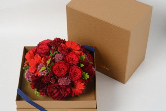 WAKU2[CHA]red flower