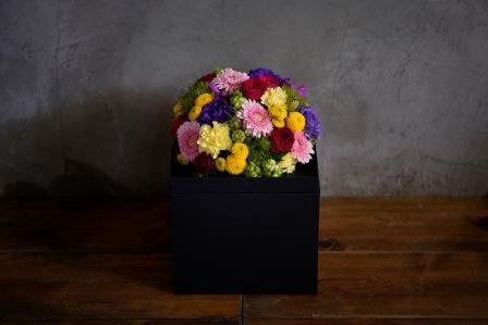WAKU2[KURO]mix flower