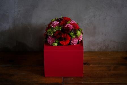 WAKU2[AKA]red flower