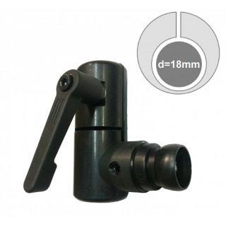 ミニライトロックライン取付アセンブリ(D = 18mm)