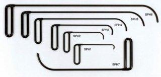 7ピースサイドパネル用フックツールセット