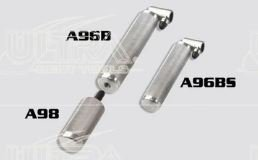 A96B - 90 ALUMINUM ADJUSTABLE/ INTERCHANGEABLE HANDLE