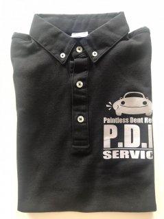 ポロシャツ 黒(3L)