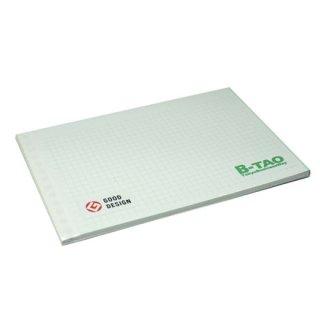 B-TAOパッド ノンカーボン複写紙(白) 5mm方眼 50組