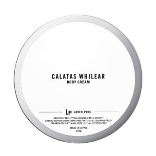 WHILEAR BODY CREAM Lp