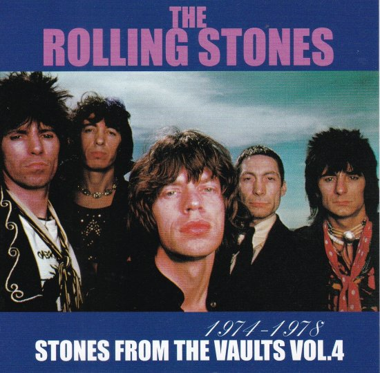 ROLLING STONES / FROM THE VAULTS VOL 4
