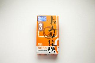甘口【箱詰】 6種詰合せ700g