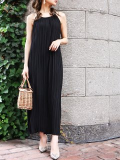 <img class='new_mark_img1' src='https://img.shop-pro.jp/img/new/icons8.gif' style='border:none;display:inline;margin:0px;padding:0px;width:auto;' />American Sleeve Pleats Dress