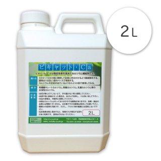 ピキャット・Ca2L 吸収力抜群のカルシウム補給剤