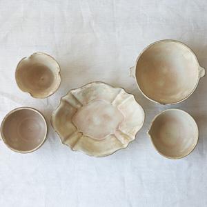 5月の粉福鉢