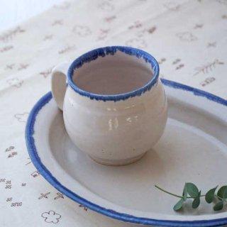 まるでホウロウのようなマグカップ-maru-