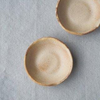 粉福豆小皿-丸-
