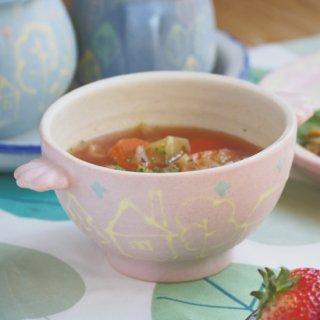 いっちんスープボール-ピンク-