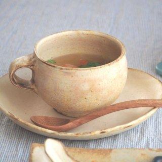 粉福スープマグ