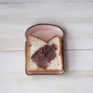 zakka・食パン皿-s-ピンク