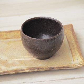 キャラメリゼブラウン・豆小鉢-丸-