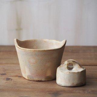 粉福漬物鉢L-basket-